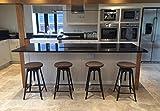 Steel Magnolias Stuhl im Café-Stil, höhenverstellbar, Vintage-Optik, rustikal