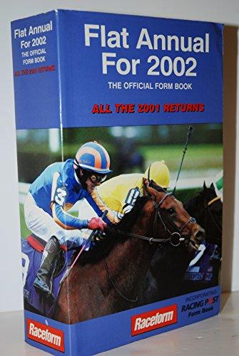 Raceform Flat Annual 2002