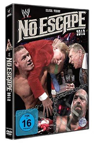 No Escape 2012 - Dvd-2012 Wwe
