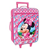 Disney Minnie Pink Valigia per bambini, 50 cm, 25 liters, Rosa immagine