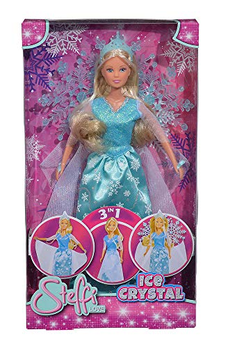 Simba 105733227 Steffi Love Ice Crystal