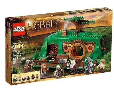 LEGO Señor de los Anillos - El Hobbit 4: Bag end (79003) por LEGO