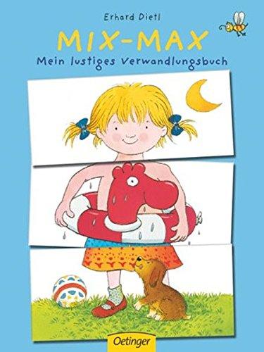 Mix-Max: Mein lustiges Verwandlungsbuch (Primary Picture Books German)