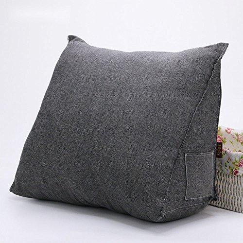 Coussin ZHANGRONG- Canapé-lit Chaise De Bureau du Repos Arrière Support (Couleur : C, Taille : 50 * 35 * 20cm)