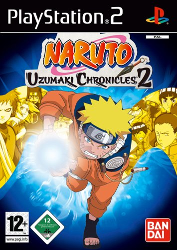 Naruto - Uzumaki Chronicles 2 (Uzumaki Chronicles 2)