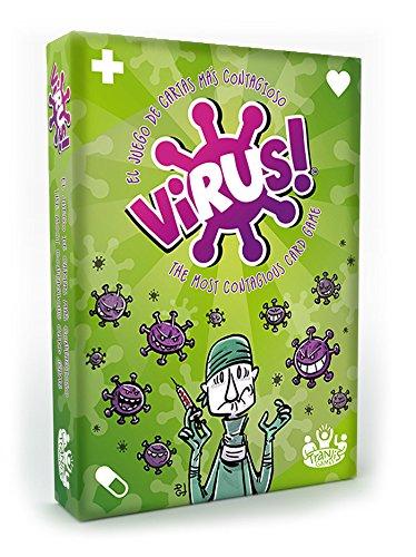 Tranjis games - Virus! Juego de cartas (1138753.62)