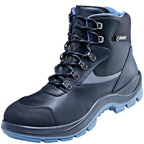 Segurança Sapato Gtx 535 Gore-tex Em Larga 12 Preta De Acordo Com A Norma En Iso 20345 S3 Ci Src Atlas