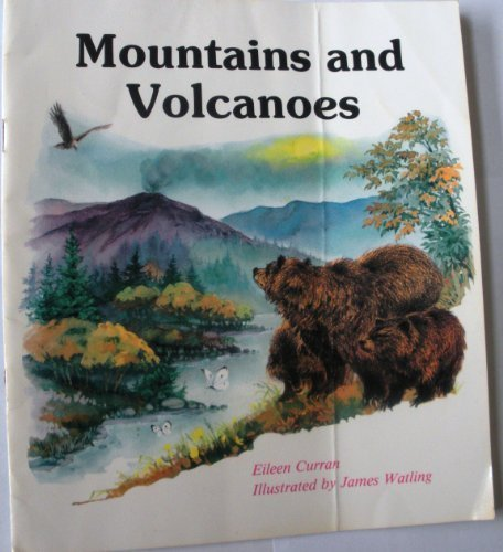 Mountains and Volcanoes by Eileen Curran (1989-06-01) par Eileen Curran