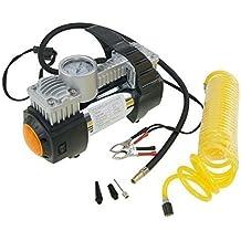 451717 12V 30A Doble Pistón Grande Volumen Aire Compresor Coche Neumático Inflador