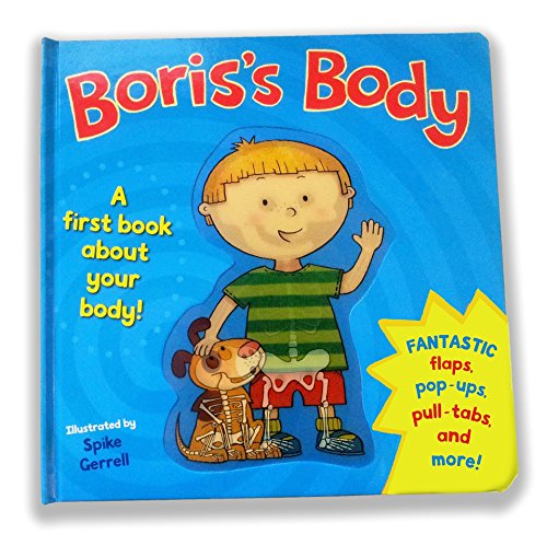Boris's Body: A first body book.
