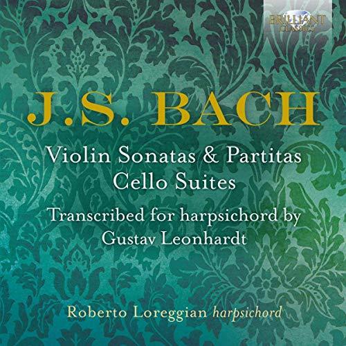 Bach:Violin Sonatas & Partitas/Cello Suites (Bach Sonatas Partitas Violin)