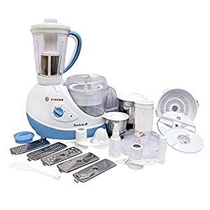 Buy Singer Foodista Plus Watts Food Processor With Citrus - Singer kitchen equipment