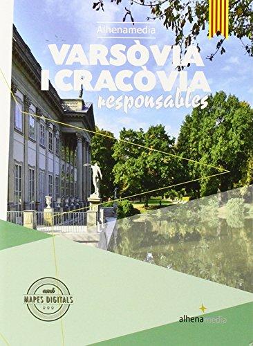 Varsòvia y Cracòvia (Catalán) (G. Viajera Responsable (catalan)) por Jordi Bastart Cassé