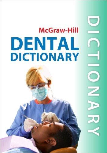 McGraw-Hill Dental Dictionary by Priya Gupta (2011-06-23)