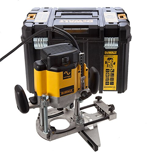 Dewalt DW625EKT-LX 1/2-Inch 110 V Variable Speed Plunge Router in TStak Box