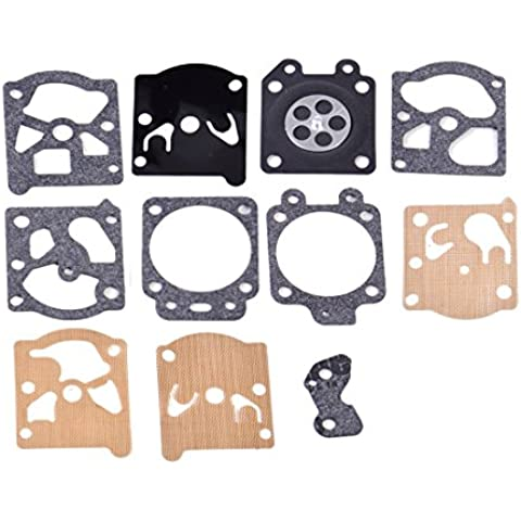 Carburatore Carb Guarnizione diaframma riparazione kit rimontaggio adatto per Walbro K20-WAT WA WT Series