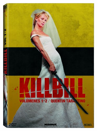 Kill Bill - Volumen 1 Y 2 [DVD]