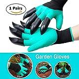 MIGE Gartenhandschuhe Graben und Pflanzen Harken Schnell und Einfach machen