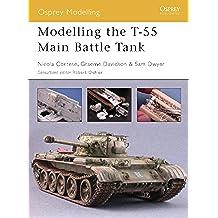 Modelling the T-55 Main Battle Tank (Osprey Modelling)