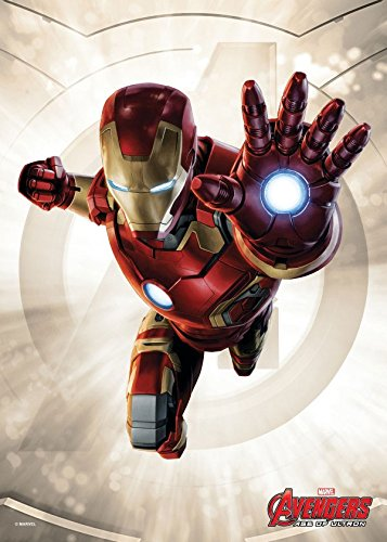 -Poster Iron Man Power Pose 32 x 45 cm ()