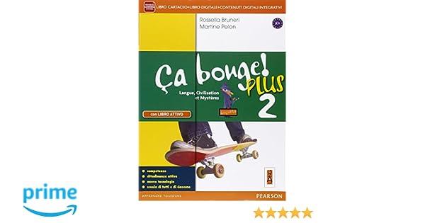 Per la Scuola media Con libro Ca bougeLIM Con espansione online Con e-book
