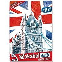 Vokabelheft A4 Englisch mit 3 Spalten | viele Sprüche, Infos zu Kultur und Umgangssprache, Grammatik, Lernkontrollsystem, Sticker u.v.m