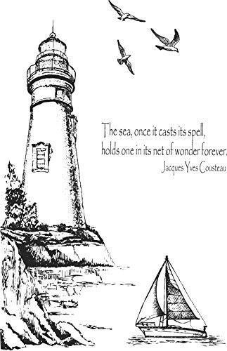 sweet-dixie-lighthouse-stempel-klar-motiv-leuchtturm