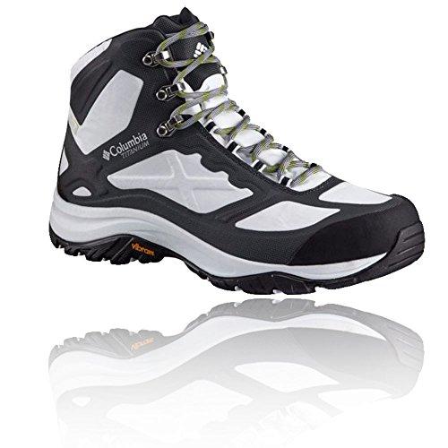 Columbia Terrebonne Outdry Ex Mid Hiking Stiefel - SS17 Black