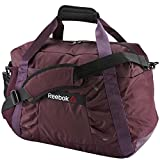 Reebok One Series Womens 30L Grip Gym Holdall - Maroon