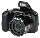 MEDION LIFE X44027 (MD 86827) 16 MP Superzoom-Kamera 26-fach optischer Zoom
