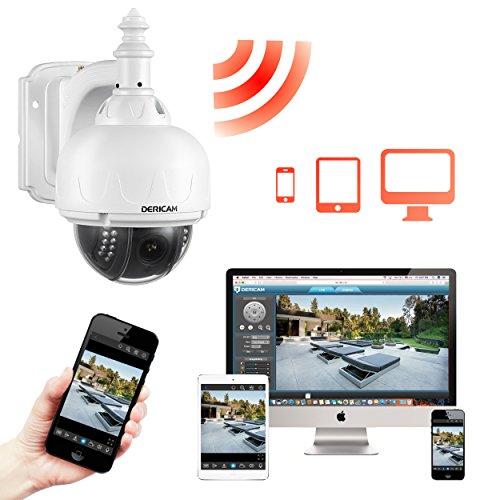 Dericam Wlan IP Kamera - 5