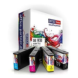 Pack 10 cartouches d'encre compatibles avec Epson T7891-T7894 avec CHIP pour WorkForce Pro WF-4600 Series WF-4630 DWF WF-4640 DTWF WF-5100 Series WF-5110 DW WF-5190 DW WF-5600 Series WF 5620 DWF WF-5690 DWF