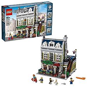 Lego Creator- Ristorante Parigino Creator Lego 10243, Colore Multi Colored LEGO Creator Expert LEGO