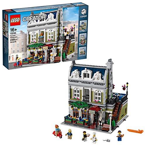 LEGO Creator 10243 Pariser Restaurant (Hotel Lego)