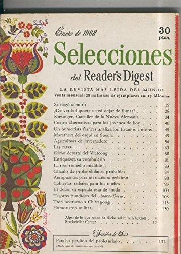 Selecciones del Readers Digest numero 334
