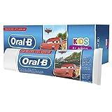 Oral-B Kids Frozen - Pasta dentifricio per bambini dai 3 anni in su, 75 ml, 6 pezzi