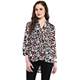 SbuyS Women's Multicolor Floral Printed ...