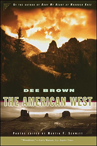 the-american-west-english-edition