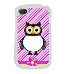This is Durable 2D Wise Owl Designer Case made up of Hard Polycarbonate Plastic & Printed Area of Metal and This Case is very much safe for your BlackBerry Q10. This 2D Wise Owl Case protects your BlackBerry Q10 from damages from all 3 Dimensions...