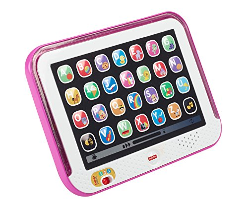 Fisher Price Laugh and Learn Smart Stages Tablet, Pink  available at amazon for Rs.999
