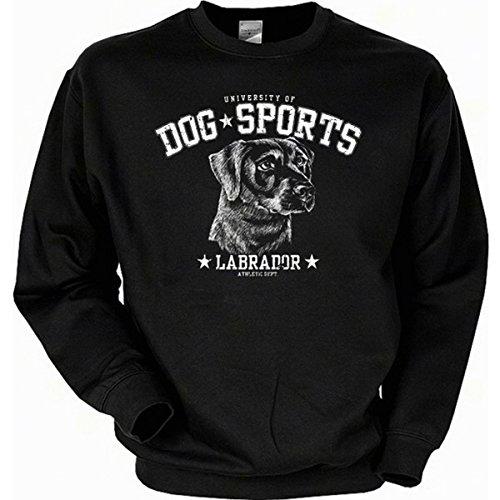 Sweatshirt Gr M in schwarz ()
