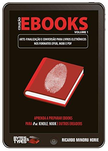 Coleção eBooks - Arte-finalização e conversão para livros ...
