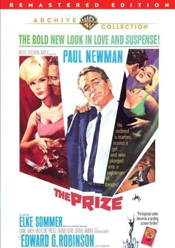 The Prize (Remastered) by Paul Newman