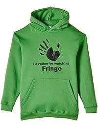 Touchlines Kinder Kapuzen Sweatshirt Fringe, KK196