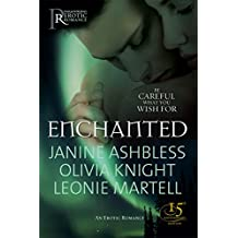 Enchanted: Erotic Fairy Tales (Black Lace)