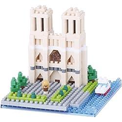 Nanoblock NAN-NBH093 - Catedral de Notre Dame