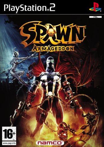 Spawn:Armageddon-(Ps2)