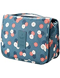 Glive's Toiletry Bag For Men & Women Hanging Toiletries Kit For Makeup, Cosmetic, Shaving, Travel Accessories...