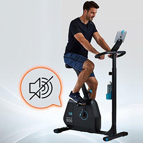 K-Y Indoorcycling Bikes Indoor-Fahrrad, 6 kg Direktantrieb Schwungrad, Einstellbarer Reibungswiderstand.