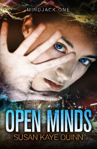 Open Minds: (Book One of the Mindjack Trilogy): Volume 1